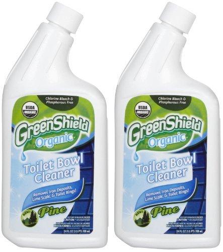 (GreenShield Organic Toilet Bowl Cleaner Pine - 24 oz by GreenShield Organic)