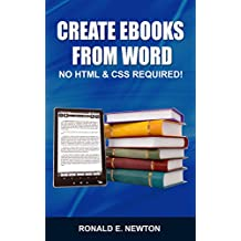 Create eBooks from Word: No HTML & CSS Required