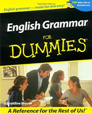 English Grammar For Dummies (For Dummies (Computer/Tech)) (ペーパーバック)