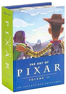 The Art of Pixar, Volume II: 100 Collectible Postcards (145210851X) | Amazon Products