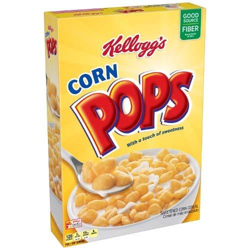 Corn Pops Breakfast Cereal (Pack of ()
