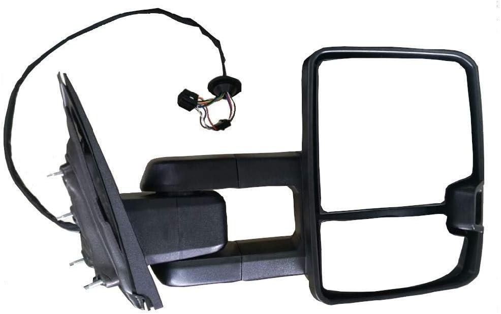 Auto Shack KAPFO1320342PR Set of Driver Passenger Power Heated Signal Mirrors 2