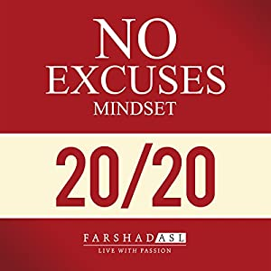 The No Excuses Mindset Audiobook