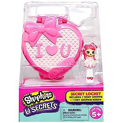 Shopkins Lil' Secrets - Secret Locket - Date Spot: Toys & Games
