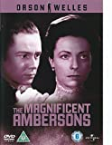 Orson Welles' The Magnificent Ambersons (UK import, Region 2 PAL format)