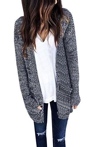New Womens Cardigan Sweater - 2