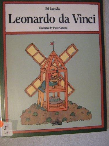 Leonardo da Vinci (Famous People Series)
