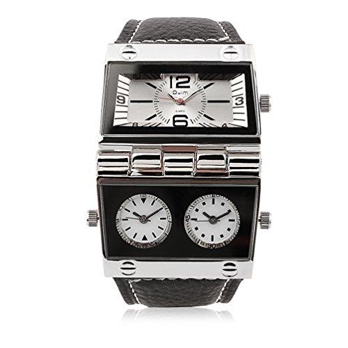 multi dial watch - 8