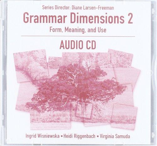 Grammar Dimensions 2 (Bk. 2)