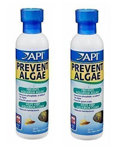 Tratamiento Anti Algas para Acuarios y Peceras API 237ml x 2: Amazon.es: Productos para mascotas