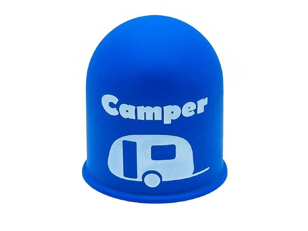 Schutzkappe Anhä ngerkupplung Blickfang Campingplatz Wohnwagen Caravan braun The Coupling Caps