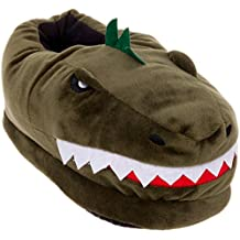 Image of Dinosaur T-Rex Slippers for Men