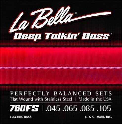 La Bella Deep Talkin Bass - 3