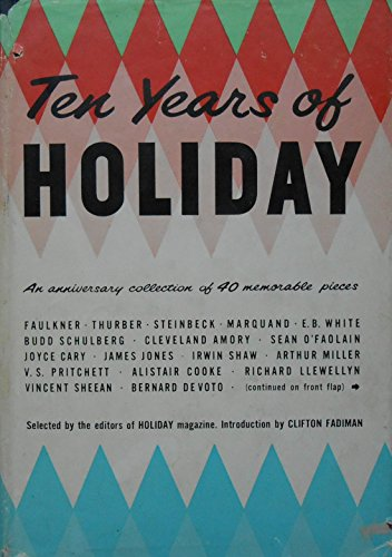 Ten Years of Holiday