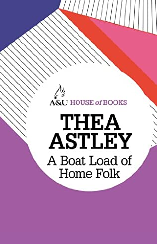 book cover of A Boat Load of Homefolk