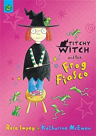 book cover of The Frog Fiasco