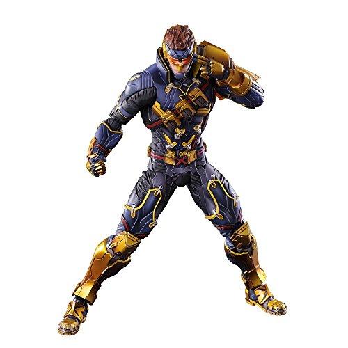 - Square Enix Marvel Universe Variant Play Arts Kai Cyclops Action Figure