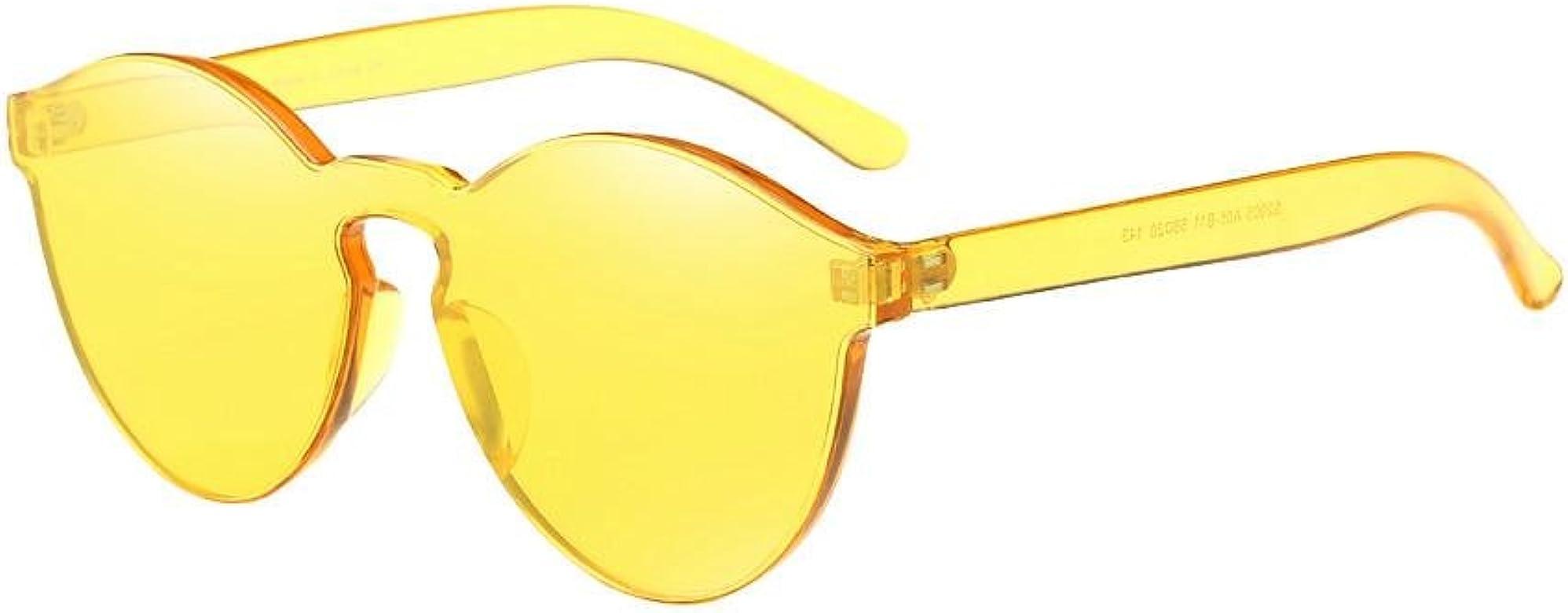 2018 Nuevo mujeres Gafas de Sol de ojo del gato,Gafas de sol de aviador Espejo Lente,Gafas de caramelo UV integrados para mujer,KanLin1986