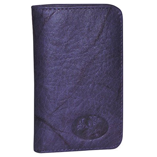 buxton-womens-heiress-collection-leather-snap-credit-card-case-id-holder-wallet-mulberry-purple