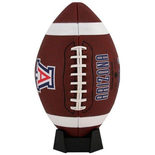 NCAA Game Time Full Size Football , Arizona Wildcats, Brown, Full - Logo Football Wildcats