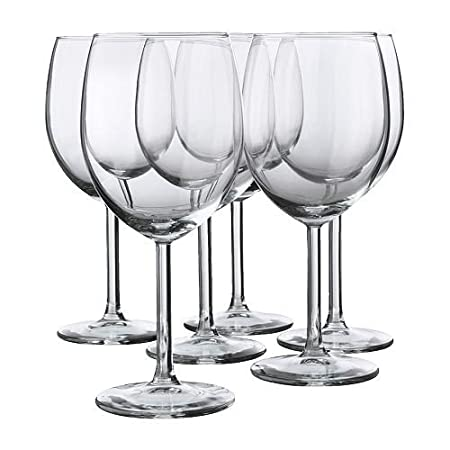 Review Red Wine Glass By