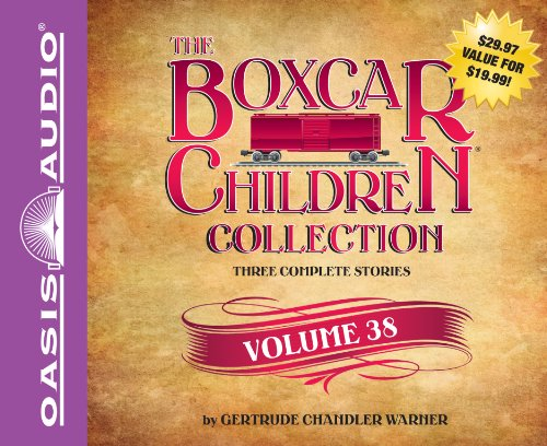 1st Row Collection - The Boxcar Children Collection Volume 38: The Ghost in the First Row, The Box that Watch Found, A Horse Named Dragon (Boxcar Children Collections)