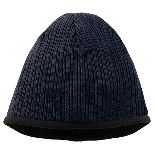 Lined Hat Fleece Jack Wool Rip Rap Beanie Night Wolfskin Mens Grey Blue Stormlock wqzqTxnZYB