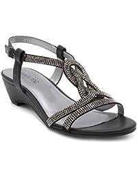 3a3953f8cf8276 Amazon.com  Sandals - Shoes  Clothing