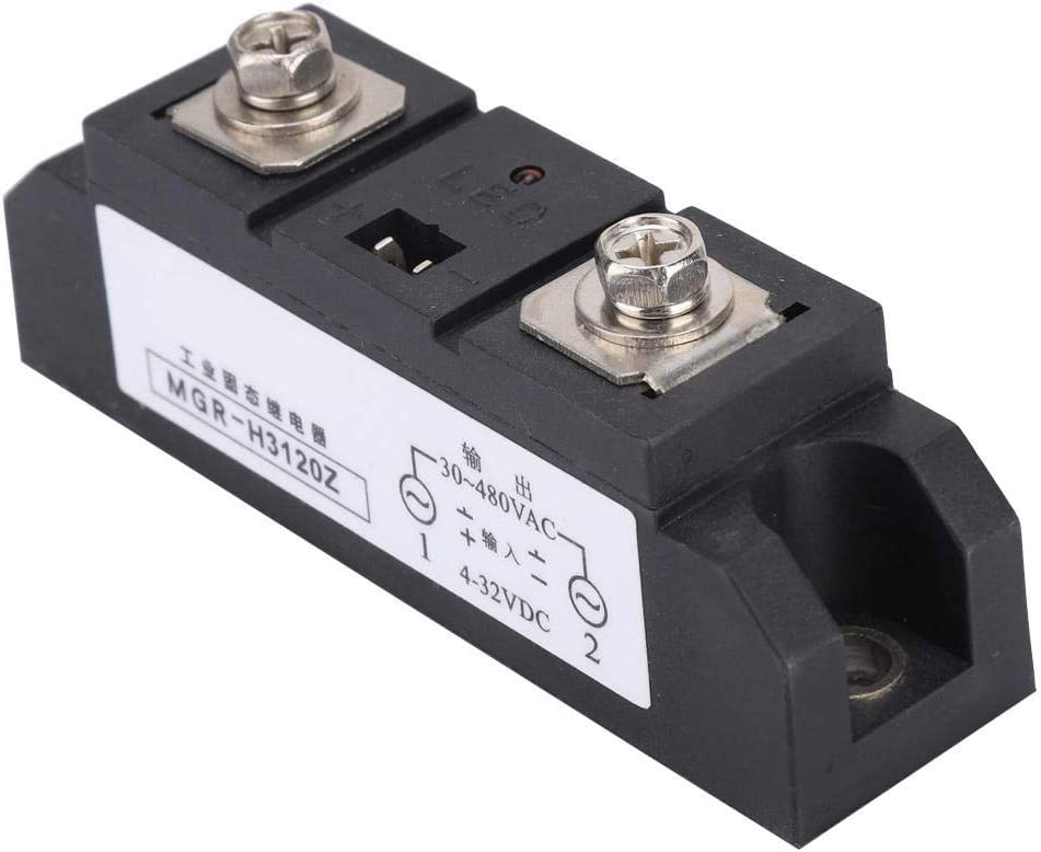 Solid State Relais DC Control AC 30-480 VAC Industrie Solid State Relais SSR 80A//100A//120A//150A 4 Typen