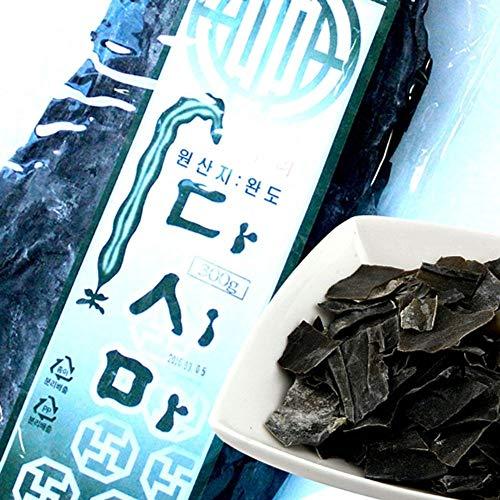 Korea Wando Dried Kelp 300g, Product of Korea 다시마 by Samil Food