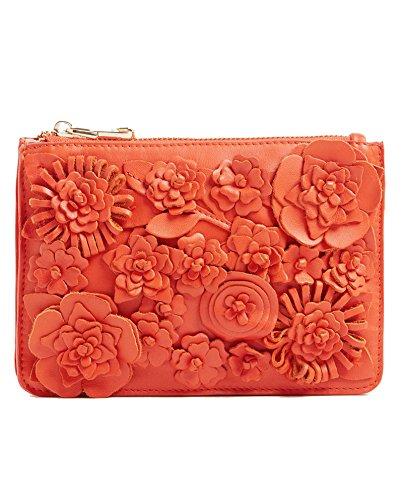 Uterque (Zara) Donna Tracolla in pelle a fiori 1447/700 ()