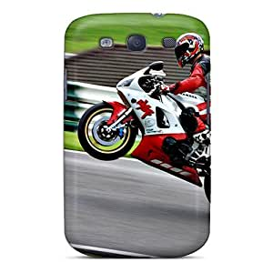 Fashionable Style Case Cover Skin For Galaxy S3- Yamaha R1