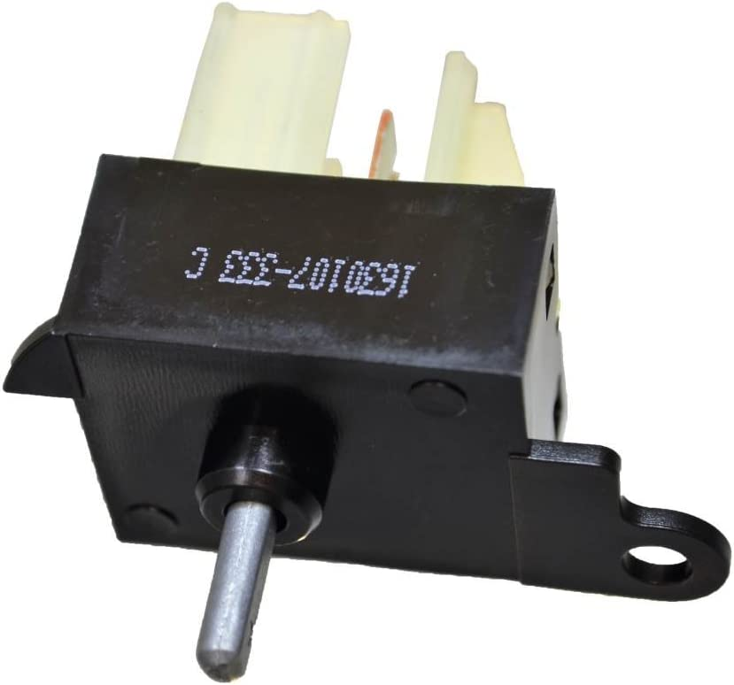 PT Auto Warehouse BMS-333 A//C Air Conditioner /& Heater Blower Motor Switch