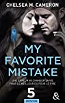 My favorite mistake, tome 5 par Cameron