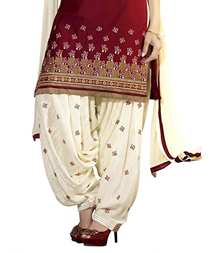 RGN-Retails-India-Bazaar-Womens-Cotton-Salwar-Suit-Set-1696Red