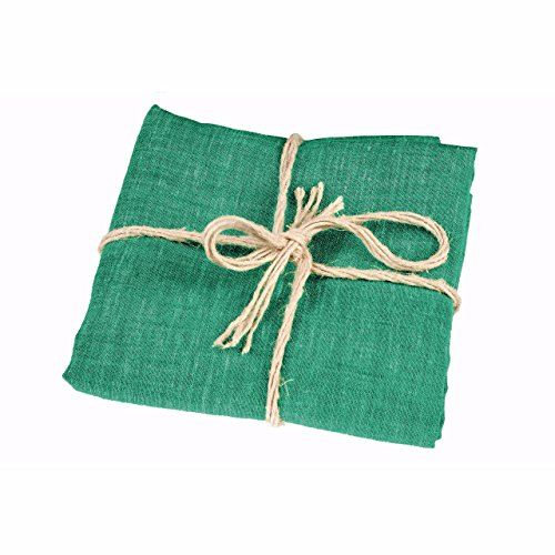 Green Foster Product Natural Soft Linen Flax Bath Towel, - Macys Biltmore