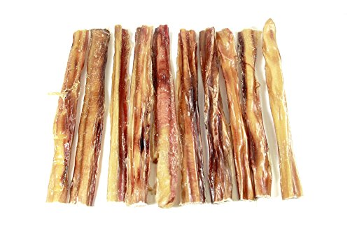 Four River Canine 7″ Bully Sticks – 10ct For Sale