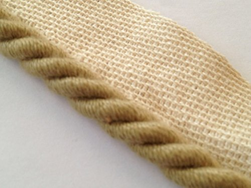 (Instabind Rope Style Carpet Binding (Honey Mustard))