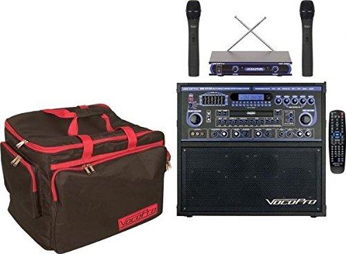 VocoPro Karaoke System - Vocopro Dual Speaker