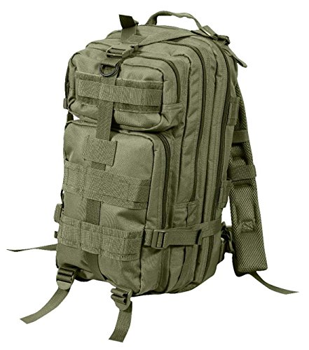 UPC 613902925847, Rothco Medium Transport Pack, Olive Drab