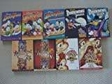 Ducktales Volumes 1 2 3 Darkwing Duck Volume 1 2 Tailspin Volume 1&2 Chip&Dale Rescue Rangers Volume 1&2 by Fred MacMurray