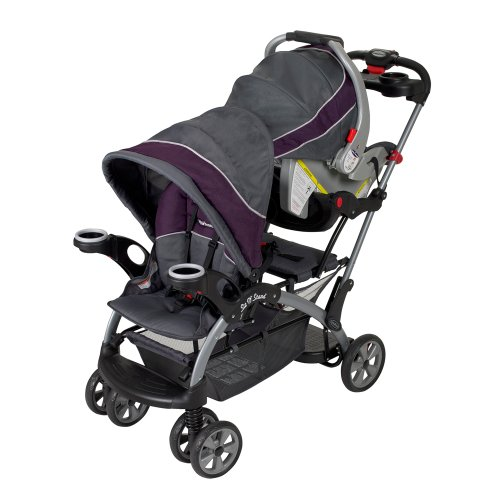 Amazon.com : Baby Trend Sit N Stand Ultra Stroller, Elixer ...