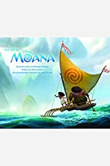 The Art of Moana Hardcover