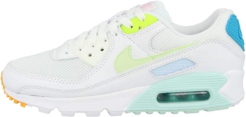 Nike Low Air Max 90 - Zapatillas para mujer: Amazon.es: Zapatos y complementos