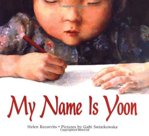 My Name Is Yoon (Ezra Jack Keats New Illustrator Award,...