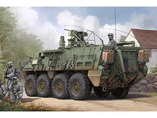 Trumpeter 01560 1/35 M1135 Stryker NBC RV