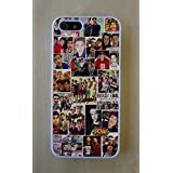 NEW MAGCON BOYS Collage Nash Grier Cameron Dallas Fitted Rubber Cell Phone Case for iPhone 6