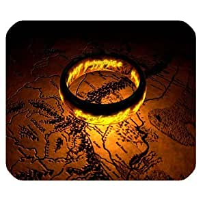 220mm*180mm*3mm Mouse Pad With The Lord of the Rings Deisgn by mcsharks