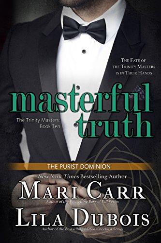 Masterful Truth (Trinity Masters Book 10) by [Carr, Mari, Dubois, Lila]