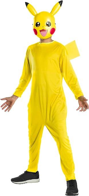 Rubies Pokemon Childs Pikachu Costume, Medium